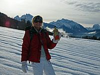 Fitness-Winterwanderung auf historischen Spuren