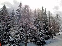 Frühjahrskilauf und Schneeschuhwandern zu Ostern